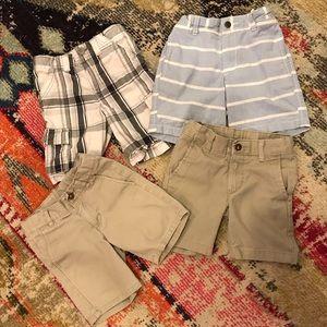 2/$25 - Boys BUNDLED Short Set - 4T
